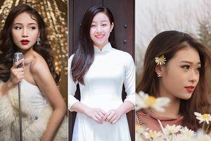 Học viện âm nhạc Quốc gia lại 'nóng' với cuộc thi hoa khôi gồm những nữ sinh xinh đẹp 'điểm 10'