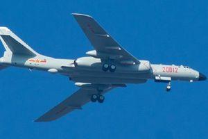 Đài Loan điều chiến đấu cơ theo dõi máy bay quân sự Trung Quốc