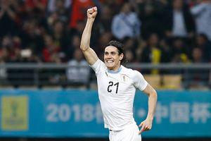 Bale bất lực nhìn Suarez và đồng đội vô địch trên đất Trung Quốc