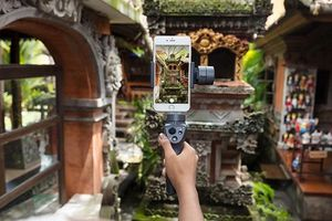 Muốn chụp ảnh đẹp bằng smartphone cần sắm thiết bị ổn định này