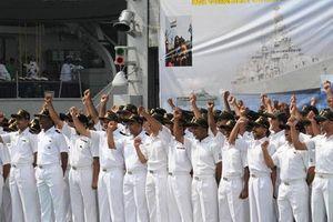Hải quân Ấn Độ-Mỹ tiến hành diễn tập chung và trao đổi thủy thủ