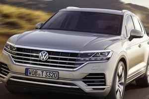 Volkswagen Touareg 2019 ra mắt: Hiện đại và trang bị tốt hơn