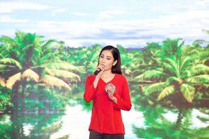 Trổ tài ca hát, chị gái Nam Em lọt Top 6 thí sinh tài năng