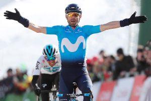 Xe đạp: Valverde tạm vươn lên 'đỉnh Himalaya'