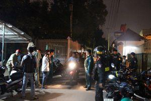 Điều tra nhóm côn đồ hành hung bảo vệ, đập phá tài sản khu công nghiệp ở Quảng Ninh