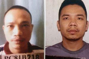 Hé lộ thêm bí mật hành trình trốn chạy của 2 tử tù trốn trại