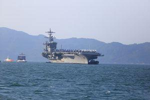 Mỹ sẽ tiếp tục hợp tác với Việt Nam về an ninh biển
