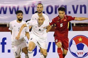 BẢN TIN thể thao: AFC đặt niềm tin vào ĐT Việt Nam trước Jordan