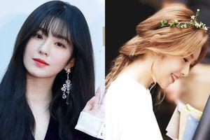 6 kiểu tóc đẹp quên sầu của nữ thần Irene từ lúc ra mắt đến bây giờ