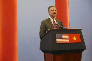 'Mỹ sẽ thúc đẩy hợp tác an ninh biển với Việt Nam'