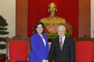 Đại sứ Cuba tại Việt Nam: Tiếp tục gìn giữ tình đoàn kết hữu nghị đặc biệt Việt Nam - Cuba