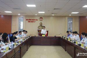 HĐND tỉnh Nghệ An sẽ chất vấn về bất cập, hạn chế trong công tác PCCC