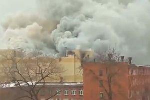 Chưa phát hiện người Việt thiệt mạng trong vụ cháy lớn ở Nga