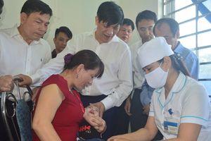 Thêm vắc xin mới phòng bệnh cho trẻ nhỏ