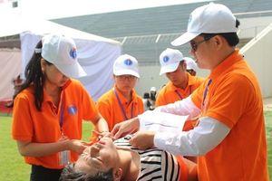 Siêu bão, 300 người chết và cuộc diễn tập ASEAN