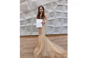 Sao Mai Hương Ly giành giải cao tại cuộc thi âm nhạc quốc tế