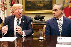 Thêm một tướng của ông Trump có thể sẽ 'bay chức'