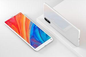Xiaomi Mi MIX 2S: Smartphone có camera kép và cấu hình 'đỉnh'