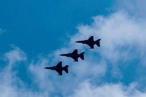Croatia mua máy bay chiến đấu F-16 của Israel để thay tiêm kích MiG-21
