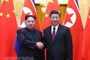 Hàn Quốc lên tiếng về việc ông Kim Jong-un thăm Trung Quốc