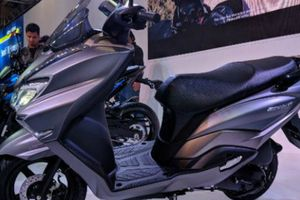 Suzuki Burgman Street chốt ngày lên kệ, giá rẻ 26,4 triệu đồng