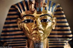 Pharaoh Ai Cập Tutankhamun không hề ốm yếu như nhiều người nghĩ?