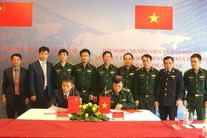 Đẩy mạnh hợp tác quản lý cửa khẩu biên giới trên đất liền Việt Nam-Trung Quốc