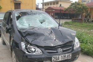 Thông tin mới nhất về vụ ô tô của Chủ tịch xã đâm trúng 4 học sinh