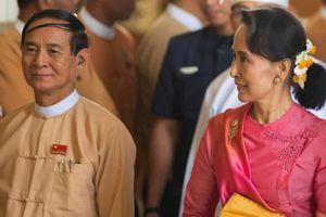 Ông Win Myint được bầu làm Tổng thống mới của Myanmar
