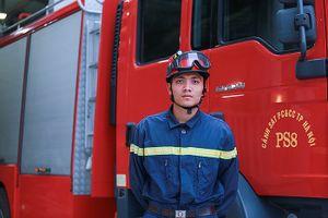 Trung úy Hà Đức Khẩn: Làm lính cứu hỏa phải luôn ở tư thế sẵn sàng 'xung trận'