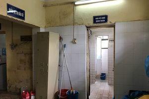 Bệnh nhân kém hài lòng về giường bệnh, nhà vệ sinh bệnh viện