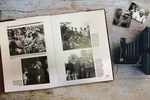 Trân quý những tấm hình lưu giữ gương mặt của Thế Lữ, Xuân Diệu, Nguyễn Tuân