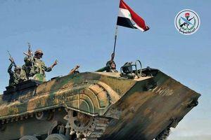 Các nhóm chiến binh nổi dậy Syria tại Homs đầu hàng chính quyền Syria