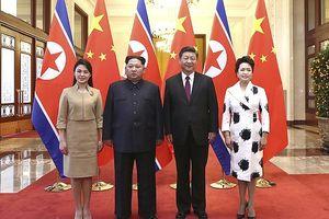 Ông Kim Jong-un phát biểu gì trong lần đầu xuất ngoại thăm Trung Quốc
