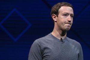 Facebook 'bốc hơi' 80 tỷ USD giá trị vốn hóa vì bê bối dữ liệu