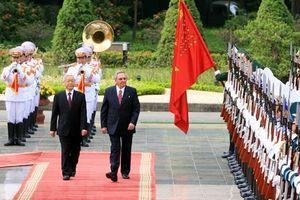 Tổng Bí thư Nguyễn Phú Trọng thăm cấp Nhà nước Cộng hòa Cuba