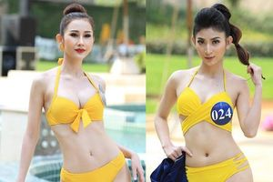 Dàn thí sinh nữ Người mẫu thời trang Việt Nam 2018 sexy với loạt ảnh bikini nóng bỏng