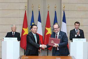 Tăng cường hợp tác giữa Việt Nam và Pháp trong triển khai Thỏa thuận Paris ở Việt Nam