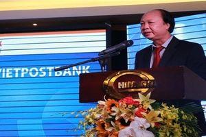 Ông Nguyễn Đình Thắng trở thành tân Chủ tịch LienVietPostBank