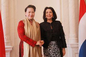 Thắt chặt hơn nữa quan hệ hợp tác Việt Nam - Hà Lan