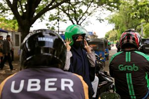 Đông Nam Á lo ngại Grab thao túng thị trường