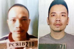 Hai tử tù Lê Văn Thọ và Nguyễn Văn Tình bị đề nghị truy tố thêm tội danh