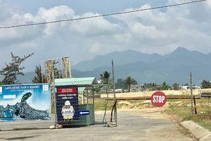 Doanh nghiệp bít lối đi, người dân ở Đà Nẵng hết đường ra biển