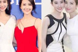 Đọ sắc mĩ nhân Hoa ngữ: Chênh nhau hàng chục tuổi vẫn đẹp lấn át 'đàn em'