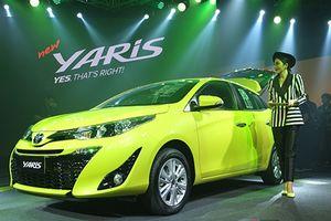 Cận cảnh Toyota Yaris 2018 giá 418 triệu sắp về VN