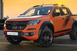 Chevrolet trình làng bán tải Colorado High Country màu cam hoàn toàn mới