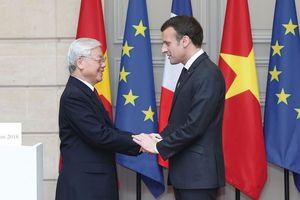 Giai đoạn mới trong quan hệ Việt - Pháp