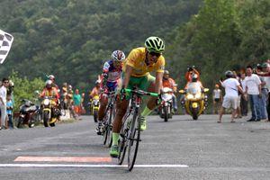 Giải xe đạp truyền hình TP.HCM rút ngắn lộ trình vì tránh…tàu lửa