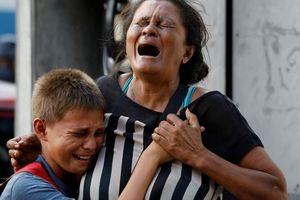 68 người thiệt mạng trong vụ bạo động ở Venezuela