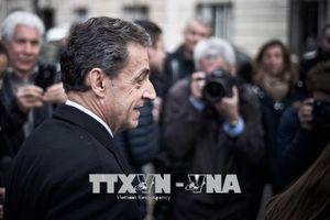 Cựu Tổng thống Pháp Sarkozy sẽ bị đưa ra xét xử